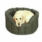 Country Dog Heavy Duty Oval Waterproof dog bed