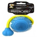 Cyber Dog Blue Dental ball