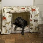 lords and labradors dog crate